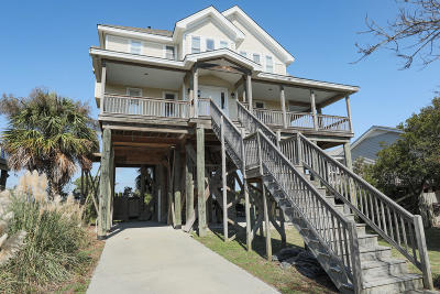 Folly Beach Single Family Home For Sale: 1622 E Ashley Avenue