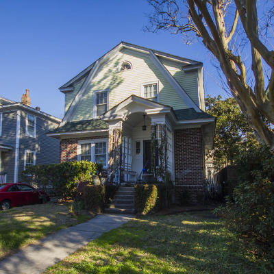 Charleston SC Single Family Home For Sale: $1,050,000