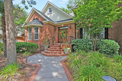 North Charleston Single Family Home Contingent: 8769 Herons Walk