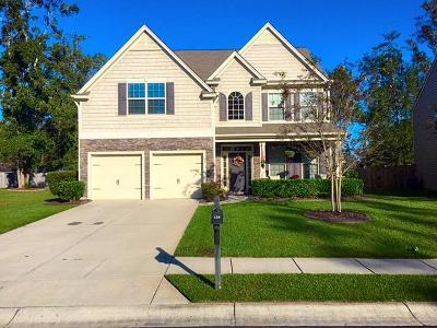 Single Family Home For Sale: 134 Hickory Ridge Way