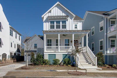 Charleston Single Family Home For Sale: 1675 Pierce Street