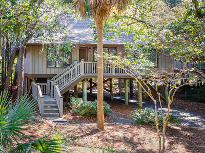 Kiawah Island Single Family Home For Sale: 4168 Summer Duck Way