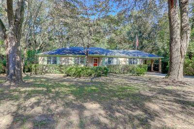 Charleston Single Family Home For Sale: 1414 Joy Avenue