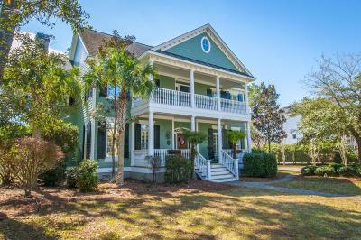 Mount Pleasant Single Family Home For Sale: 3601 Henrietta Hartford Dr