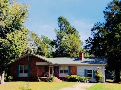 Walterboro Single Family Home Contingent: 179 Parkwood Circle