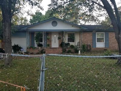 Goose Creek Single Family Home Contingent: 7 Elmora Avenue