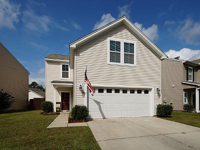 Ladson Single Family Home For Sale: 3851 Annapolis Way