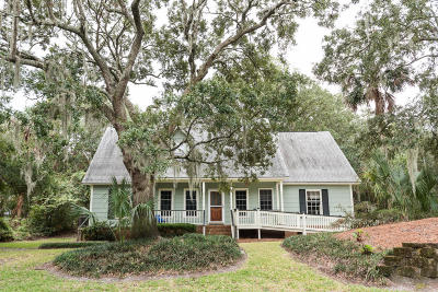 Isle Of Palms Single Family Home For Sale: 276 Forest Trail