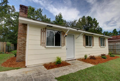 Goose Creek Single Family Home For Sale: 69 Tanbark Court