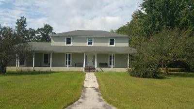 Single Family Home For Sale: 1635 Short Cut Road