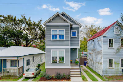Charleston Single Family Home Contingent: 15 Ashton Street