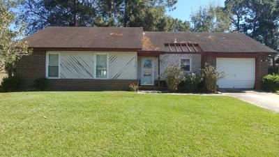 Goose Creek Single Family Home For Sale: 401 Surfside Drive
