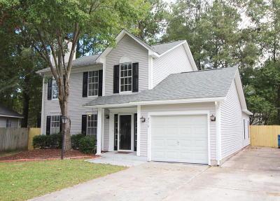 North Charleston Single Family Home For Sale: 4018 Indigo Ridge Drive