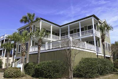 Isle Of Palms Single Family Home For Sale: 901 Ocean Boulevard