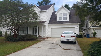 Goose Creek Single Family Home For Sale: 158 Ashton Drive