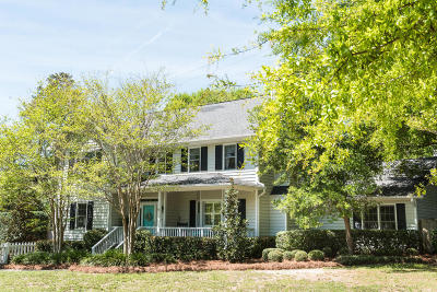 Mount Pleasant Single Family Home For Sale: 1016 Lansing Drive