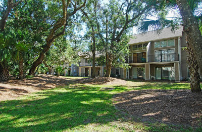 Seabrook Island Attached For Sale: 114 High Hammock Villas