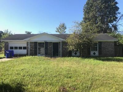 Ladson Single Family Home For Sale: 4415 Hardwood Street
