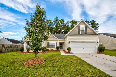 Ladson Single Family Home Contingent: 9611 Oldbury Road