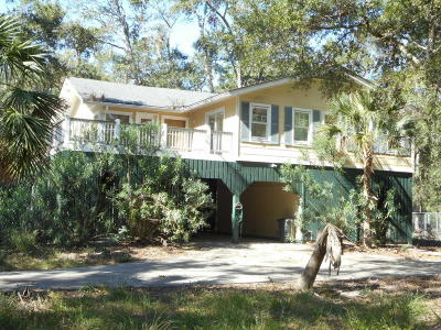 Edisto Island Single Family Home For Sale: 24 Cotton Bay Road