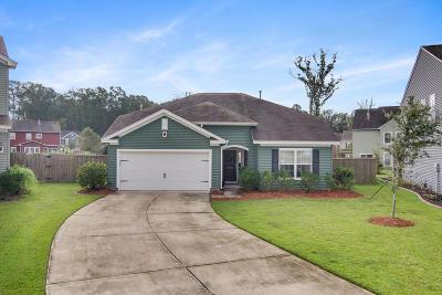 North Charleston Single Family Home For Sale: 5457 Charleywood Lane