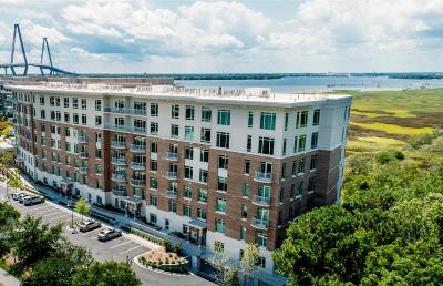 Mount Pleasant Attached For Sale: 155 Wingo Way #427