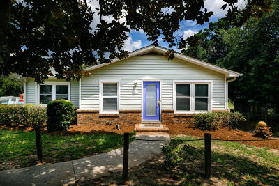 Folly Beach Single Family Home For Sale: 314 W Cooper Avenue