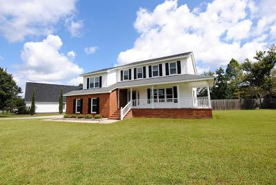 Berkeley County Single Family Home For Sale: 1201 Francis Marion Circle
