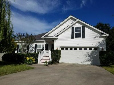 Charleston SC Single Family Home Contingent: $369,000