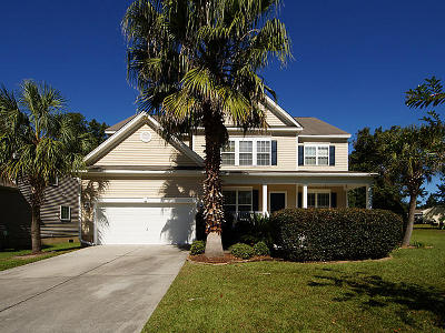 Single Family Home For Sale: 7471 Hawks Circle