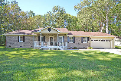Goose Creek Single Family Home For Sale: 117 Wallace Road