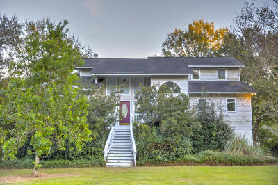 Charleston Single Family Home Contingent: 2363 Rice Pond Road