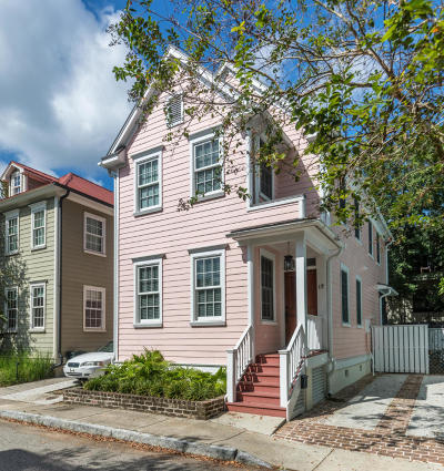Single Family Home For Sale: 17 Radcliffe Place