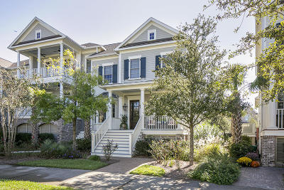 Charleston Attached For Sale: 290 Island Park Drive