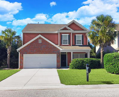 Single Family Home For Sale: 207 Nelliefield Creek Drive