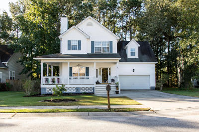 Berkeley County Single Family Home For Sale: 23 Commissioners Court
