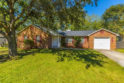 Single Family Home For Sale: 8692 Blackshear Court