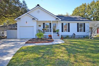 Charleston SC Single Family Home For Sale: $289,000