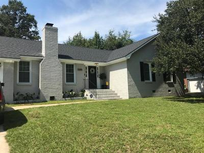 North Charleston Single Family Home For Sale: 5019 Parkside Drive
