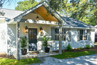 Mount Pleasant Single Family Home For Sale: 748 McCants Drive