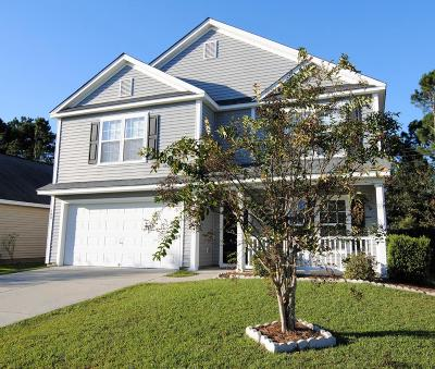 Berkeley County Single Family Home For Sale: 198 Emerald Isle