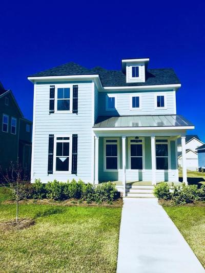 Ravenel Single Family Home For Sale: 4296 Misty Hollow Lane #(Lot # 1