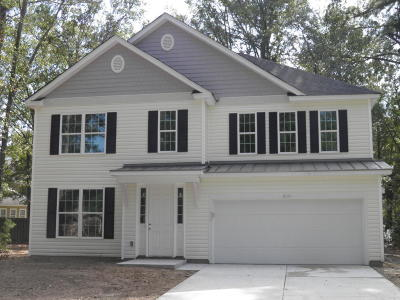 Summerville Single Family Home For Sale: 308 McDougal Circle