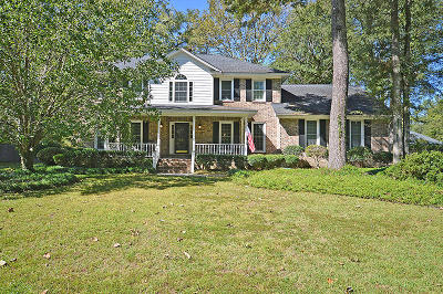 Summerville Single Family Home For Sale: 207 High Grove Rd
