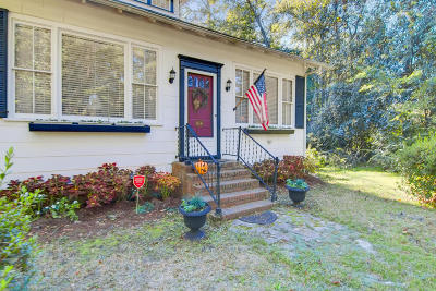 Summerville Single Family Home For Sale: 414 W 2nd S Street