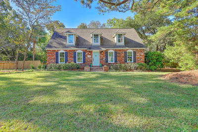 Mount Pleasant Single Family Home For Sale: 725 Chatter Road