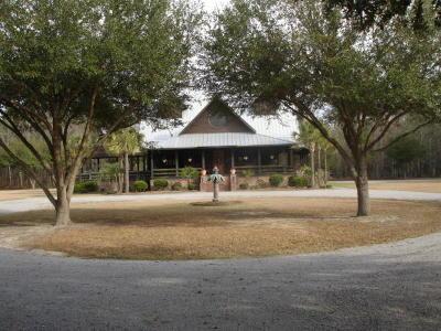 Walterboro Single Family Home For Sale: 756 Palmgreen Ln.