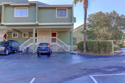 Isle Of Palms Attached For Sale: 6a Mariners Walk Drive