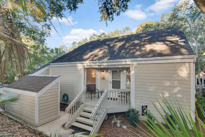 Johns Island Attached For Sale: 627 Double Eagle Trace