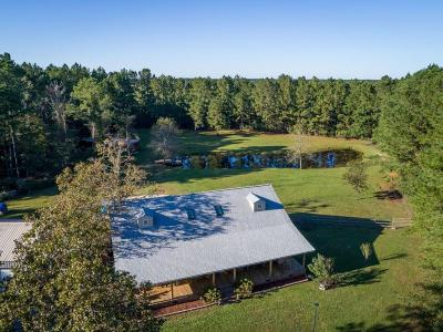 Moncks Corner Single Family Home Contingent: 1176 Witherbee Road